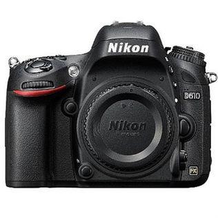 Câmera Digital Nikon Preto 24.3mp - D750