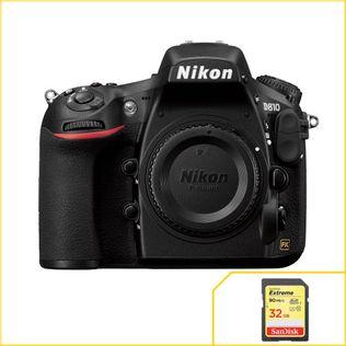 Câmera Digital Nikon D780 Preto 24.3mp