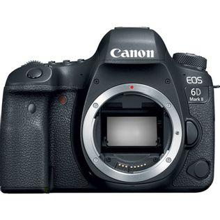 Câmera Digital Canon Corpo Preto 24.2mp - T7i