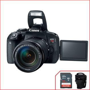 Câmera Digital Canon Powershot Preto 20.3mp - Sx70hs