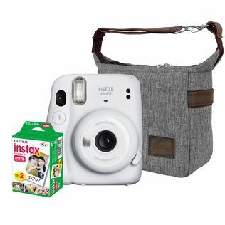 Câmera Digital Fujifilm Instax Mini 11 Cinza Mp
